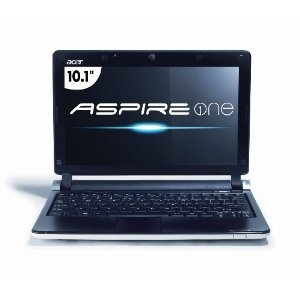 Acer AOD250-1694 10.1-Inch White Netbook - Up to 8 Hours of Battery Life (Windows 7 Starter) (Personal Computers)