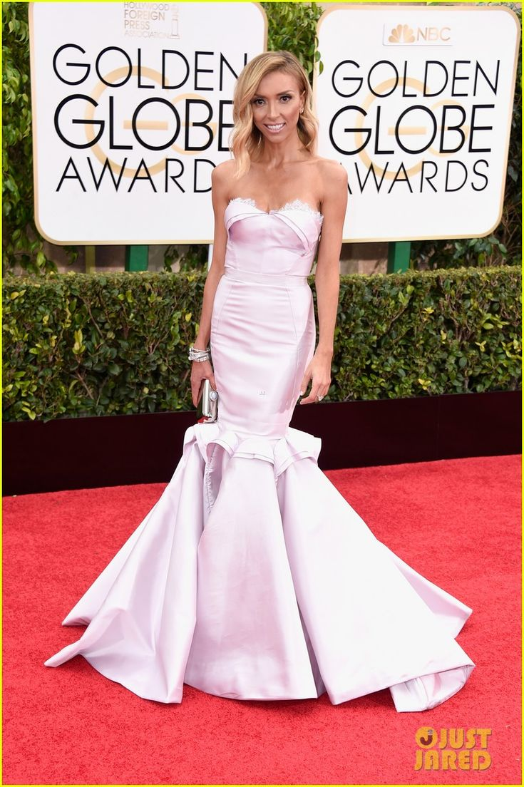 Giuliana Rancic - Golden Globes 2015