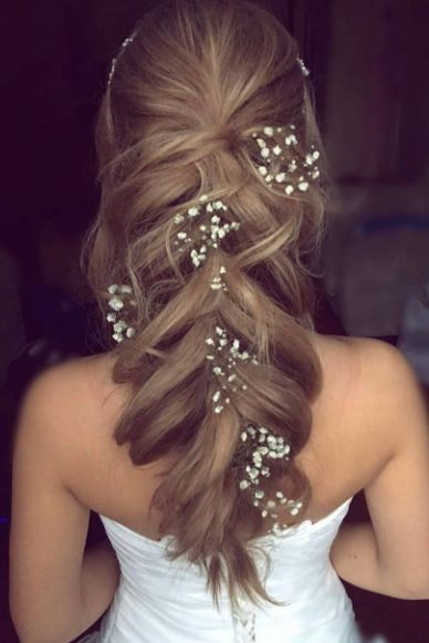 Gorgeous bridal hairstyle by @frau_kristin ❤️