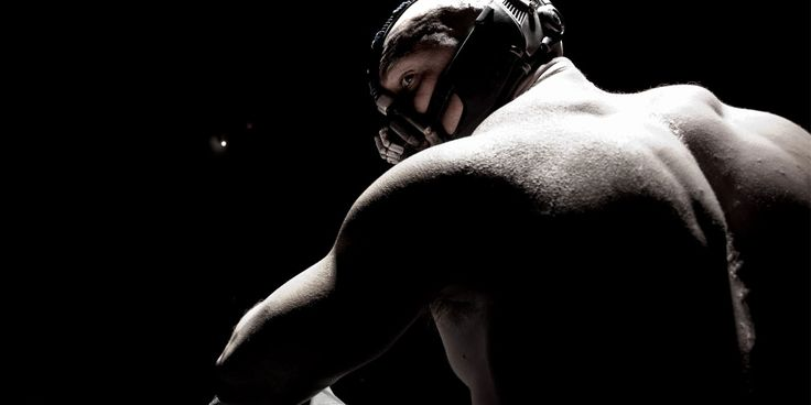 Tom Hardy On 'Cost' Of His Bane Workout For The Dark Knight Rises