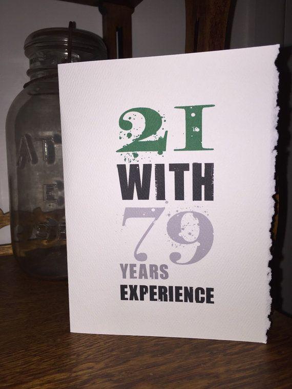 100th birthday birthday card / 100 by 519design on Etsy