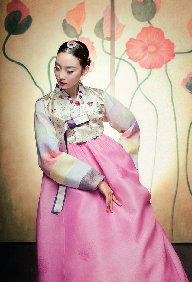 Travel Asian people Hanbok | Korea