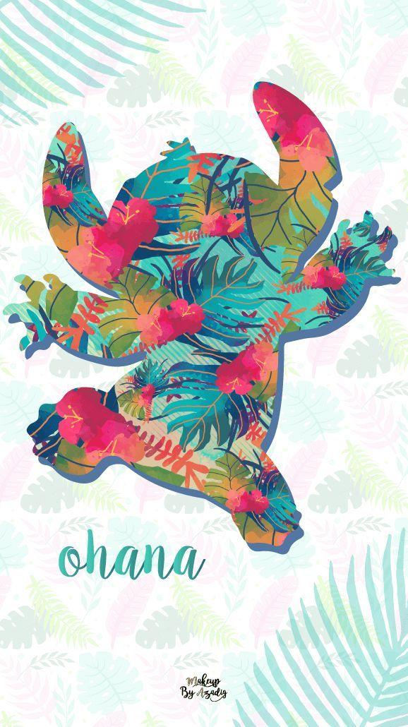 Background Decran Stitch Hawai Disney Samsung Iphone 6 7 8