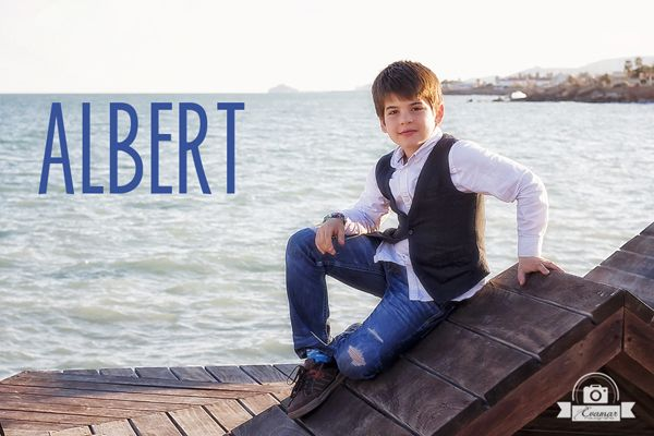 Evamar Fotografía: Reportajes de precomunión: Albert
