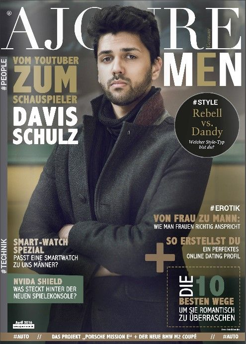 Magazine AR Christian Single Men