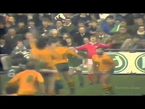 Wallaby Legend David Campese career highlights part 1 - YouTube