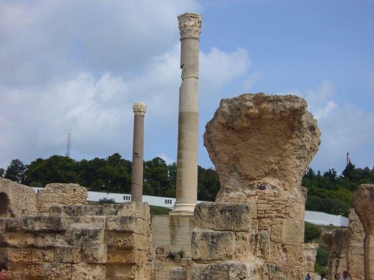 Ruiny Kartaginy - Ruins of Carthage