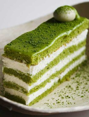Resep Kue Green Tea