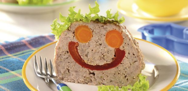 Szukasz pomysłu na obiad dla dziecka? Polecamy pieczeń z misiem