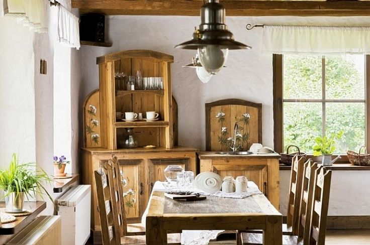 adelaparvu.com despre pensiunea turistica, casa in stil rustic, Mazurskie Siedlisko Kruklin, Polonia (4)