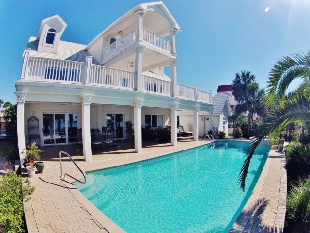 Luxury By The Sea Beachfront Vacation Als Mexico St Joe Beach Florida House Oceanfront Pet Friendly