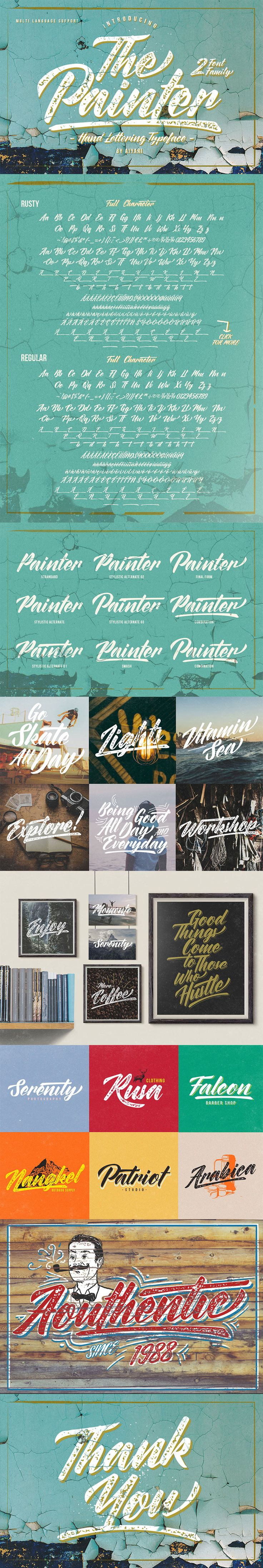 48 top ranked and newly released fonts for