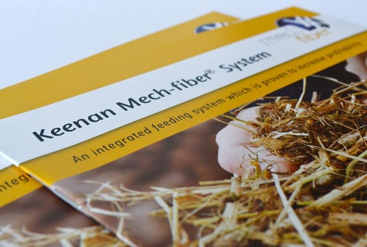 Richard Keenan  Co. Ltd. - Mech-fiber System Brochure