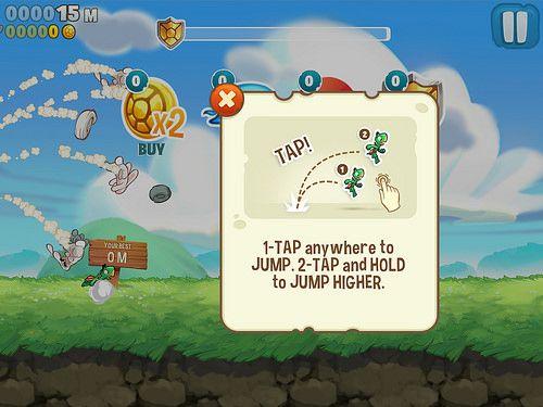 Run Sheldon Tutorial: screenshots, UI