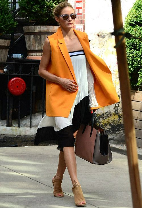 Olivia Palermo| Be inspirational ❥|Mz. Manerz: Being well dressed is a beautiful form of confidence, happiness & politeness