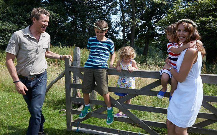 James Cracknell's perfect weekend