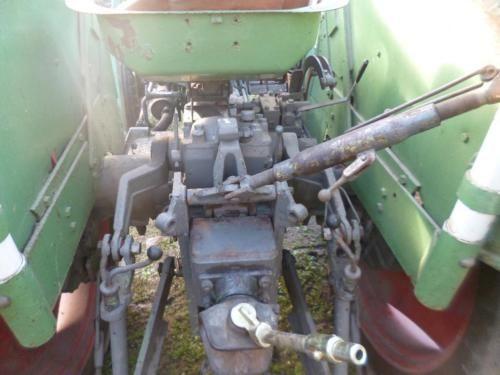 3 Zylinder vorkammer 35 PS 20 km/h Der Trecker befindet sich in einem sehr guten Zustand und hatte...,Fendt Farmer 2 mit Frontlader und neuen Motor in Sachsen-Anhalt - Neuekrug