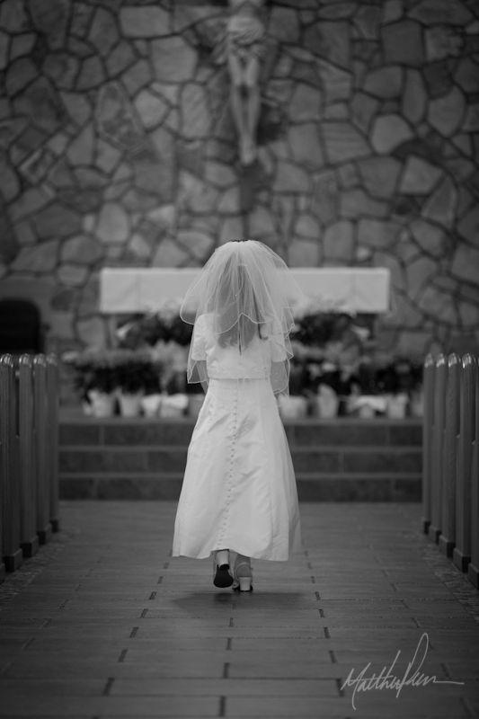 Gianna's 1st Communion