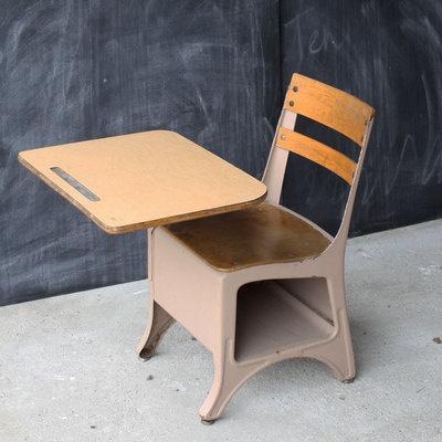 16 Best Antique School Desks Images On Pinterest Old