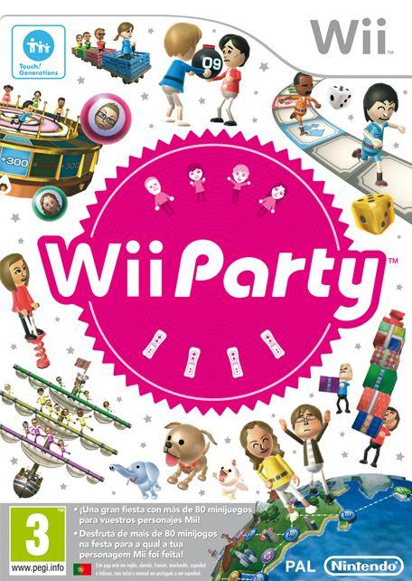 Wii Party. Número de préstamos: 20