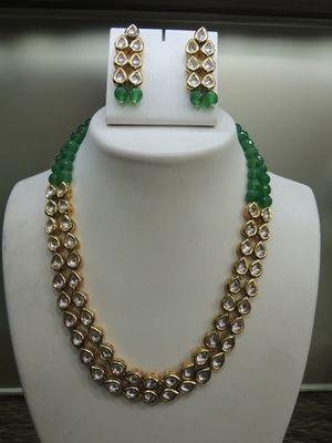 Kundan strings...want something similar ...... design on Mirraw.com