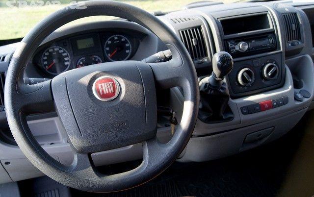 Odtahovka Fiat Ducato 08.2011r. - obrázek číslo 7