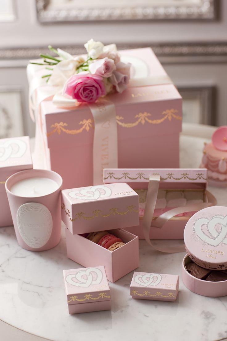 Beautiful packaging - Laduree