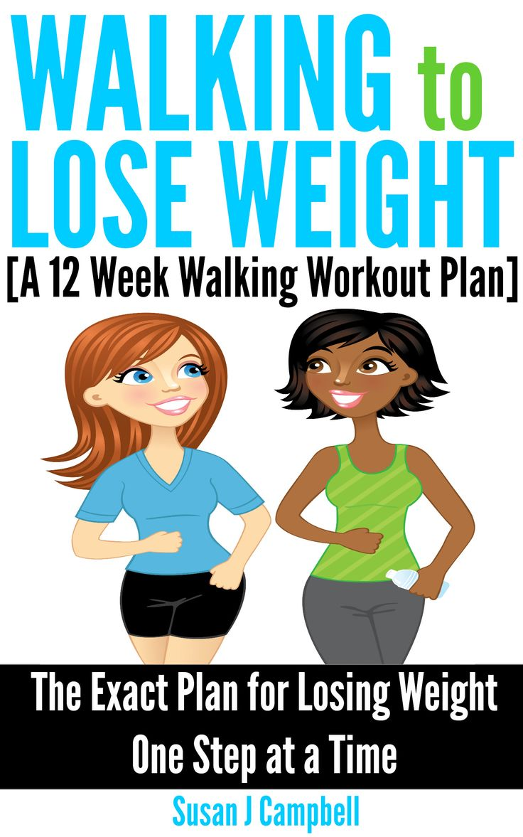[NEW Kindle Ebook] Walking To Lose Weight