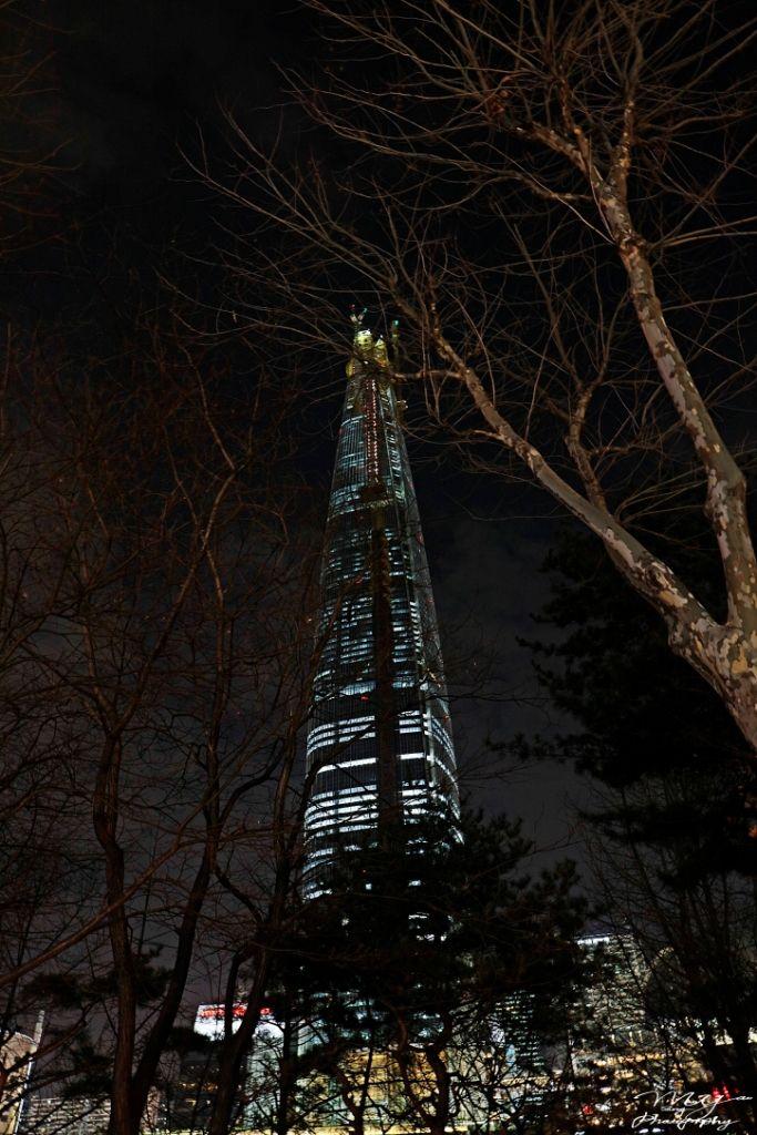 Lotte World Tower ~ Songpa District, Seoul, South Korea
