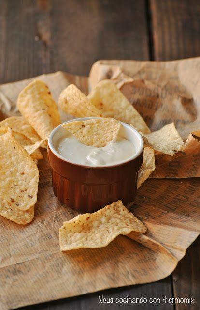 Neus cocinando con Thermomix: Salsa blue cheese