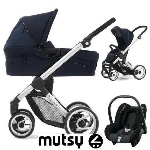 http://www.bebeqo.nl/mutsy-evo-navy-kinderwagen-reiswieg-autostoel Mutsy Evo Navy Kinderwagen Reiswieg Autostoel - Evo - Mutsy - kinderwagen Bebeqo