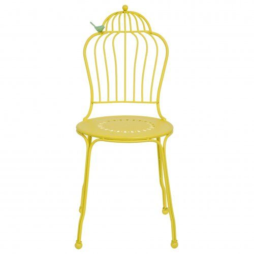 Buy Canary Garden Chair from Oliver Bonas