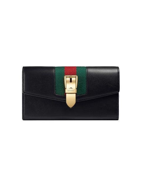 529d2cb1811c60 GUCCI . #gucci #wallet   Gucci   Continental wallet, Women's ...
