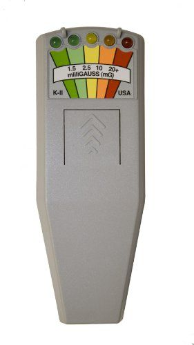 K-II EMF Meter With Push On / Push Off Switch For Ghost Hunting K-II Enterprises http://www.amazon.co.uk/dp/B001PFPTCS/ref=cm_sw_r_pi_dp_.lk9ub0418DR0