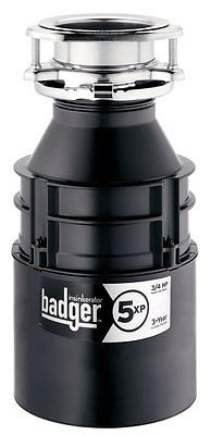 #Insinkerator badger 5xp 3/4 hp household #garbage disposer, new free #shipping,  View more on the LINK: 	http://www.zeppy.io/product/gb/2/331667207503/
