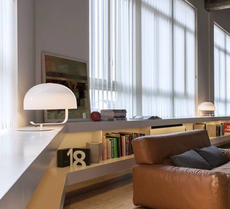 Lampe de table par le designer Marco