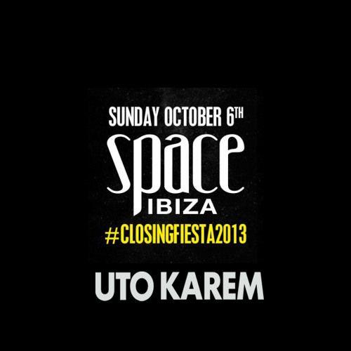 Live Recorded @ Space Ibiza Closing Fiesta - 06.10.2013