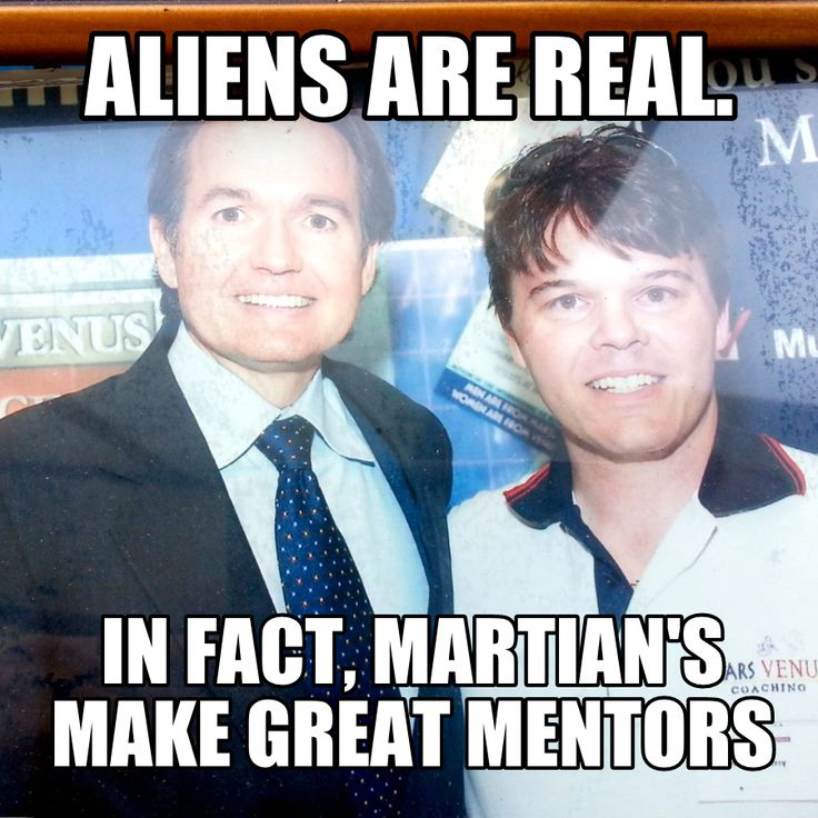 Meme: Martian Mentors - http://www.felixfuturi.com/meme-martian-mentors/