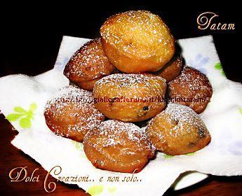 Frittelle alla arancia o Tortelli fritti di Carnevale | ricetta dolci