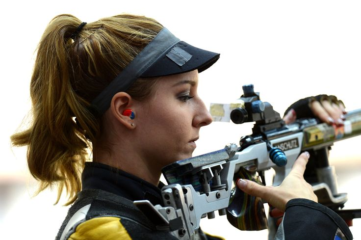 Bridging The Gap...Olympic Shooter Cross Trains With Former Special Operations Sniper!
