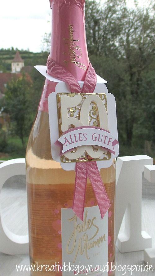 Einfach angehängt wird das Etikett und genau so nennen sich auch die neuen Framelitsformen für Flaschenanhänger. Erst mal gar nicht unter de...
