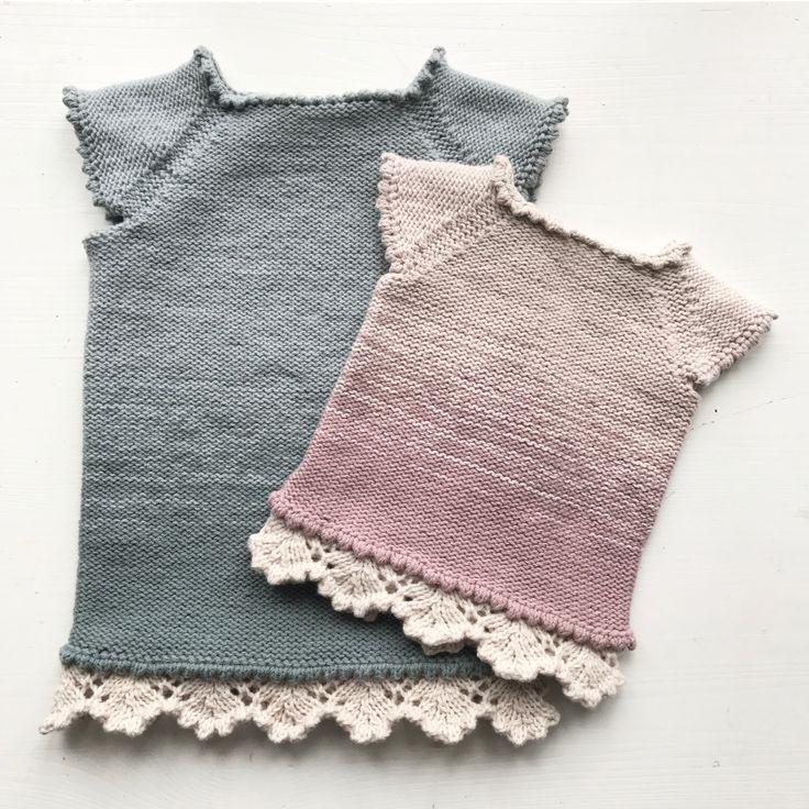 Dip Dye Lace / Camilla Vad