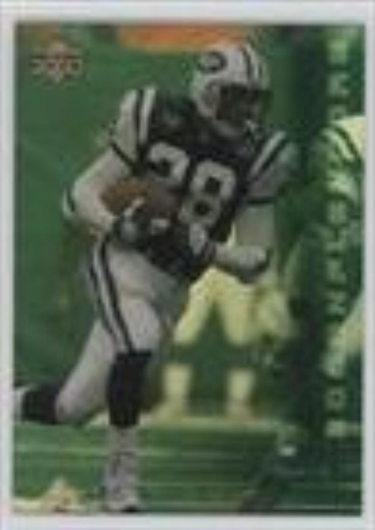 Curtis Martin (Football Card) 2000 Upper Deck Encore #142 - Brought to you by Avarsha.com