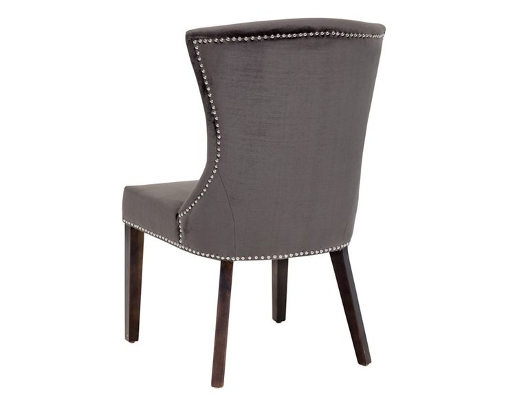 sabrina dining chair fossil grey fabric dining chairs dining