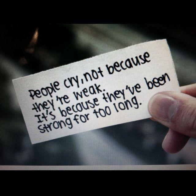 Sayings...