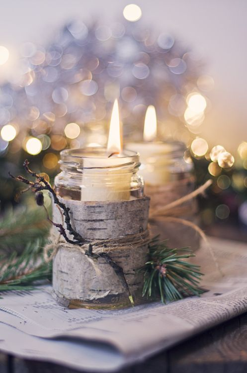 25 pomysłów na minimalistyczne ozdoby świąteczne DIY - simplife.pl
