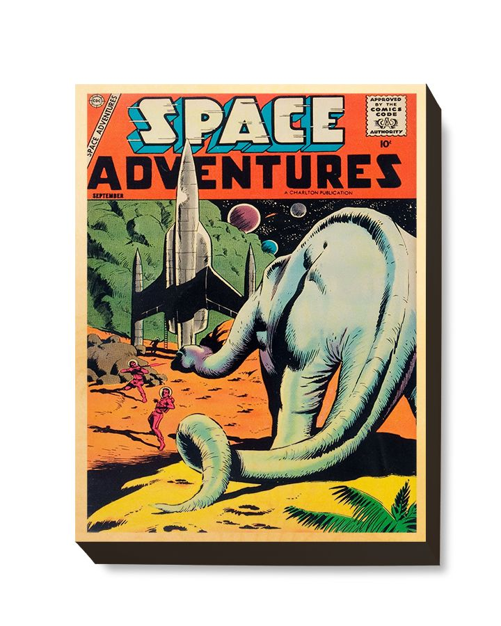 SFI 031 Space Adventures Dinosaur