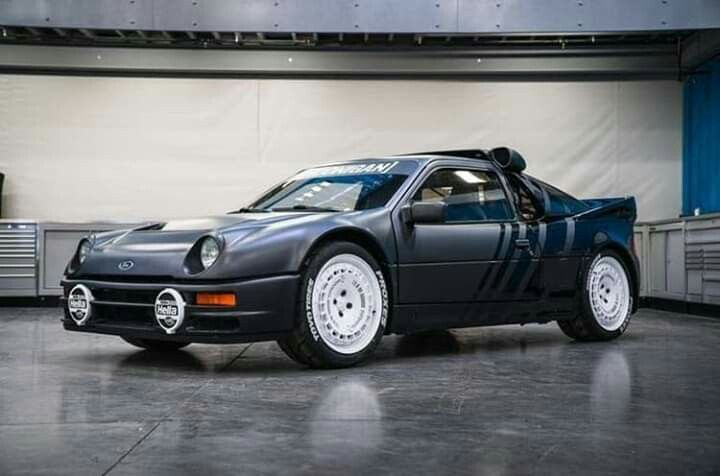 Ford Rs 200 Ford Rs Classic Cars Cars Trucks