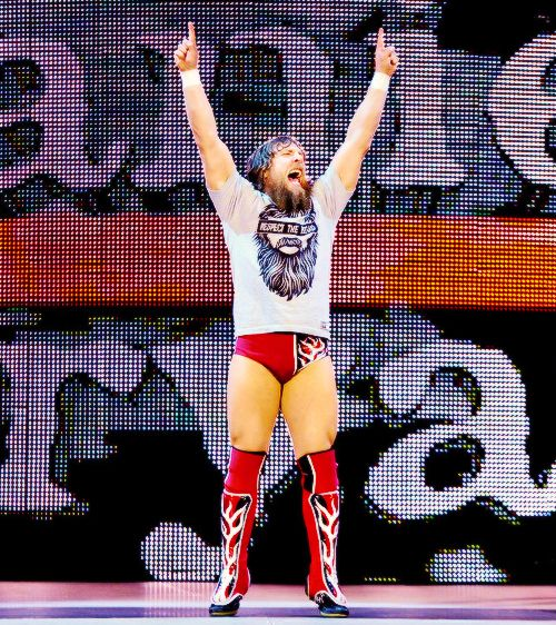 Daniel Bryan: Respect the beard!