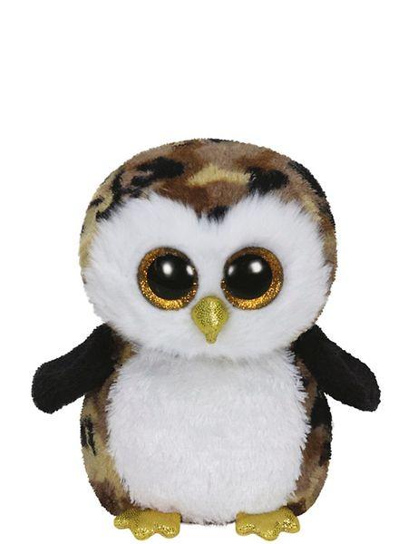 Beanie Boo's, Owliver (15 cm). Kuka voisi vastustaa Owliver-pöllön katsetta? Pehmolelun korkeus on 15 cm.